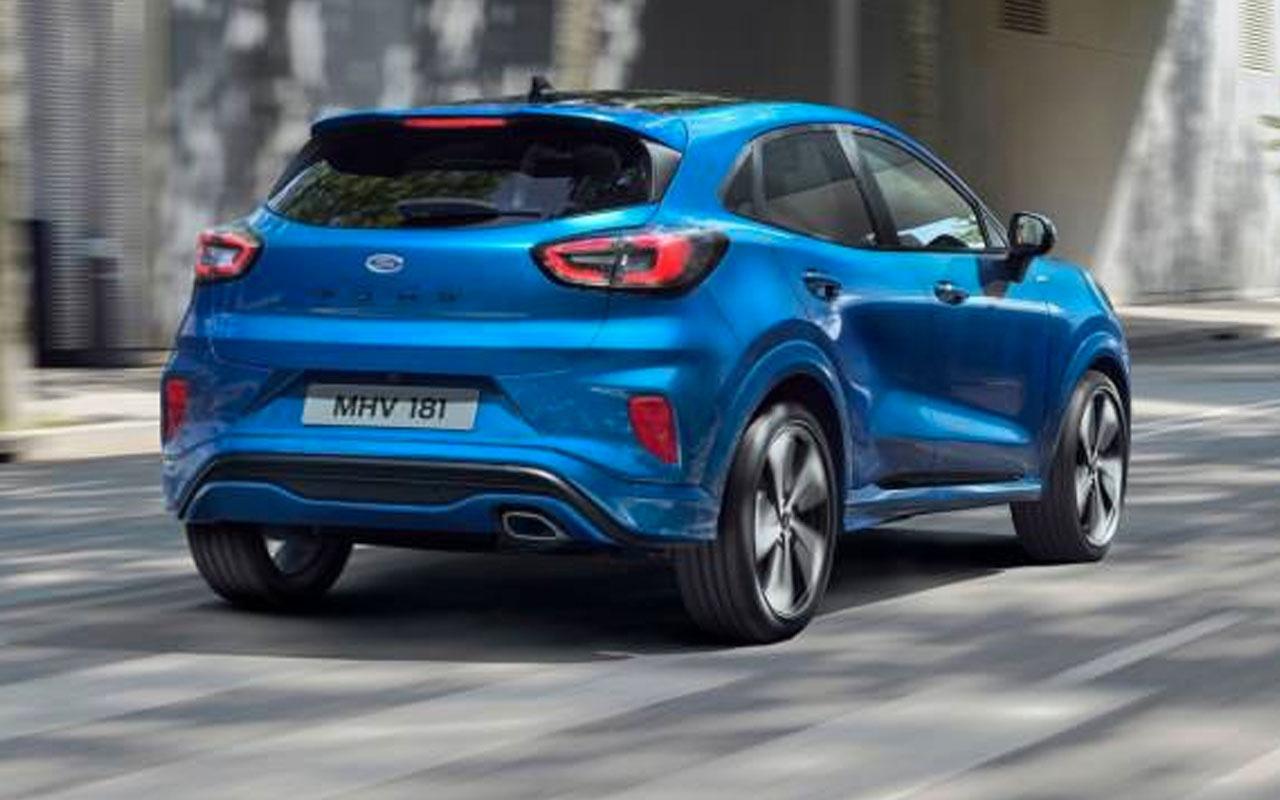 Ford'un yeni Puma modeli Türkiye'de! Fiyatı da açıklandı