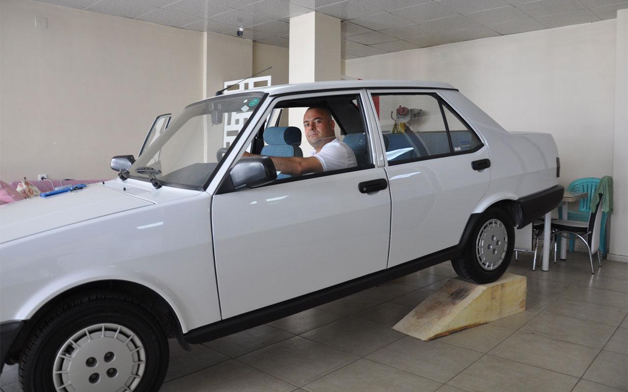 1994 model Şahin'i 66 bin liraya satılığa çıkardı