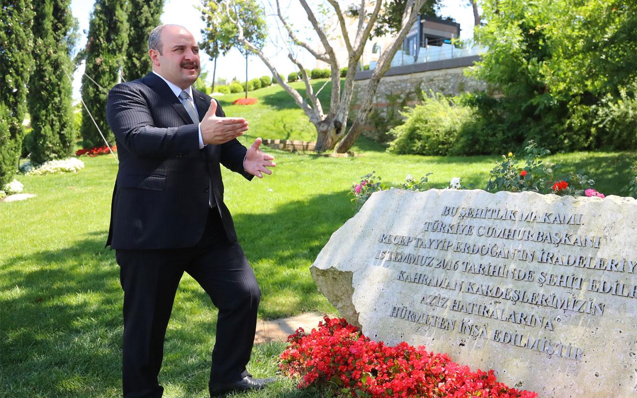 Bakan Mustafa Varank tepki gösterdi: Bu bir hakaret