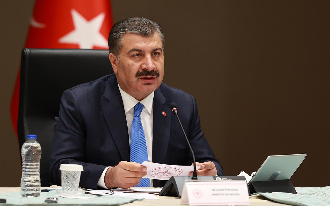 Bakan Koca, Diyarbakır ve Trabzon'dan örnek vererek uyardı