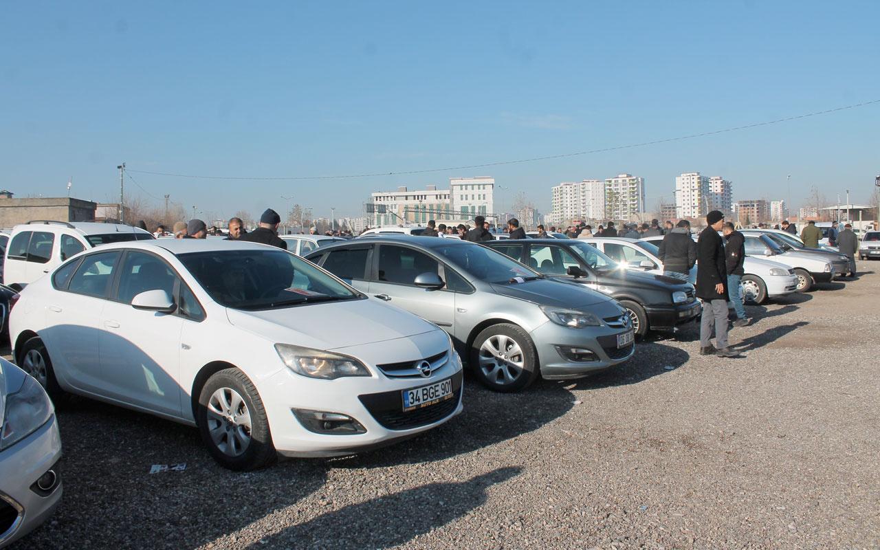 2. el araç alacaklar bu listeye dikkat! 60 bin liraya satılan ikinci el modeller..