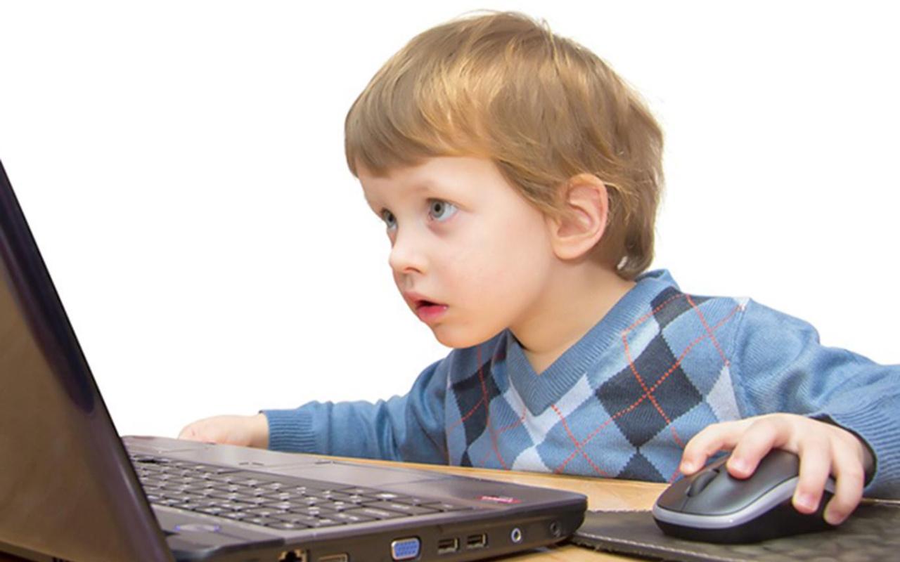 Dikkat! Çocuklar internette korumasız
