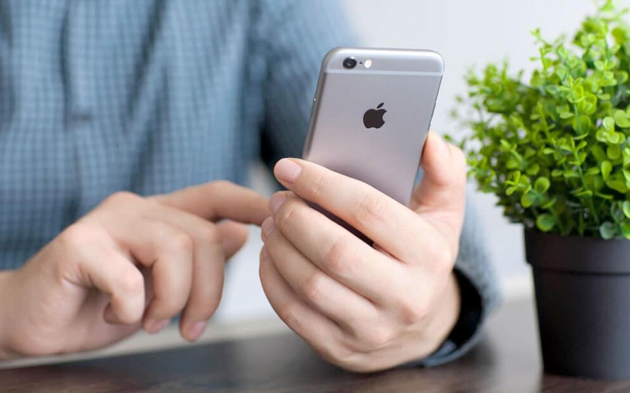 Eski iphone'u olanlara iyi haber! Apple o modellere para iadesi yapacak!