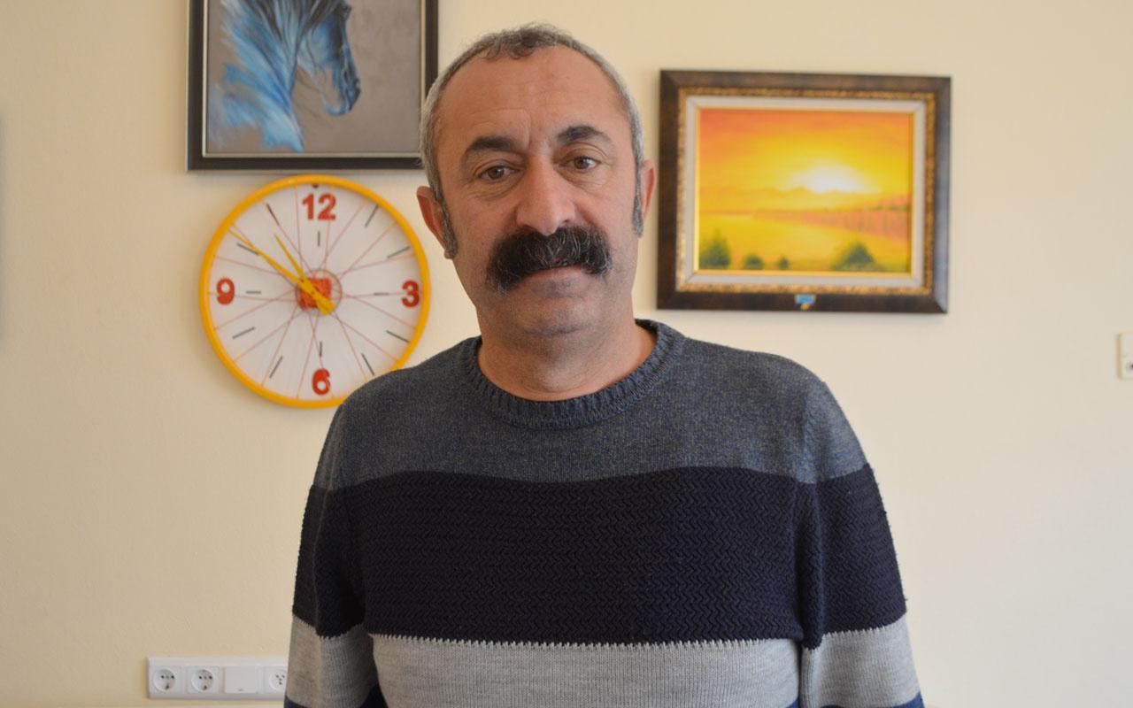 Fatih Mehmet Maçoğlu koronavirüsü yendi komünist başkan mesaiye başladı