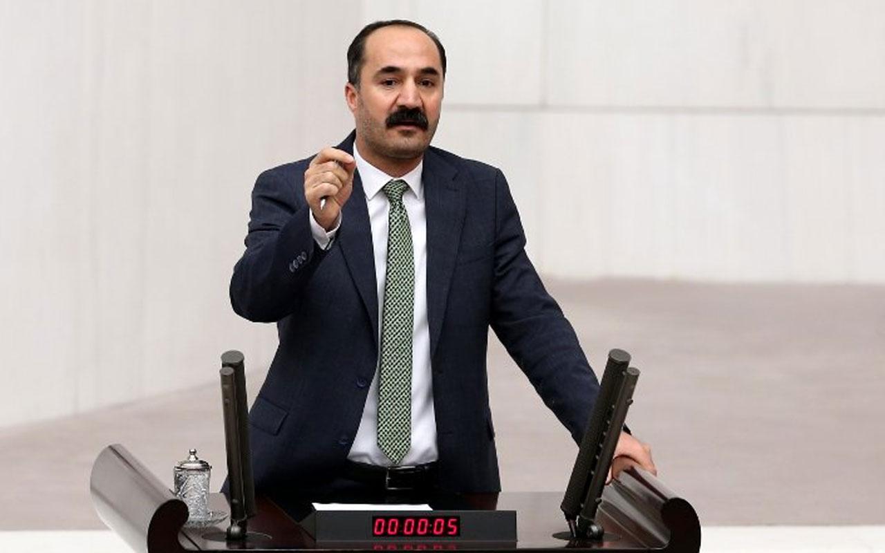 Eşini darp eden HDP'li Mensur Işık'a uzaklaştırma tedbiri
