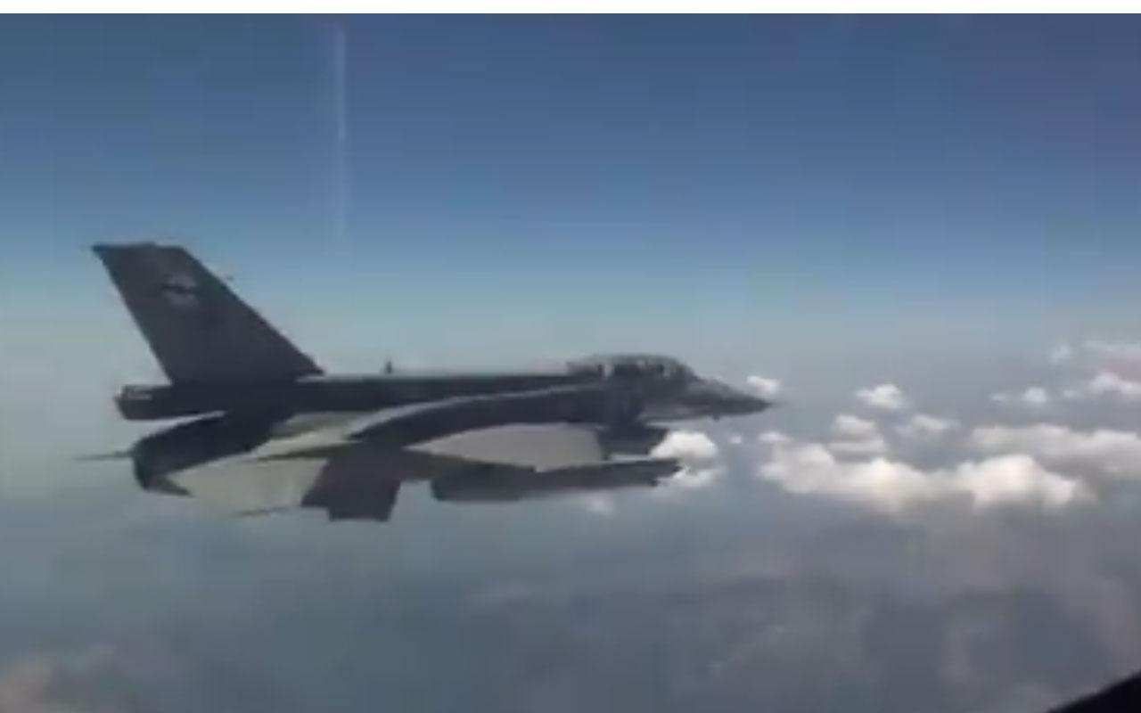 Milli Savunma Bakanlığı duyurdu: Irak'ın kuzeyinde 2 terörist etkisiz hale getirildi