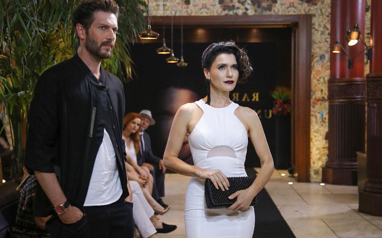 FOX TV Yasak Elma dizisinin ne zaman başlayacağını Şevval Sam duyurdu