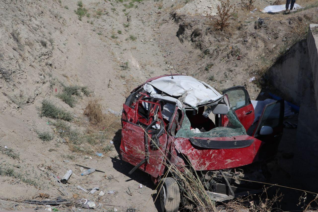 Ankara'da korkunç kaza: Aynı aileden 3 ölü 1 yaralı