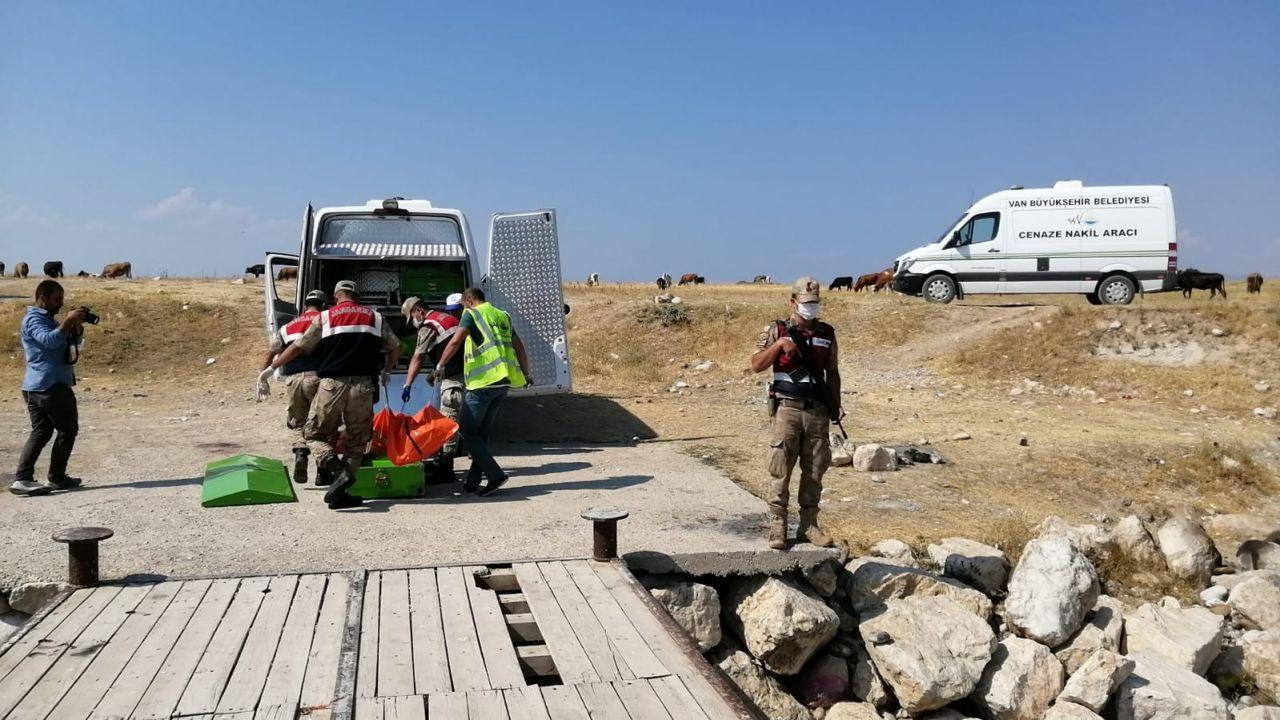 Van Gölü'ndeki faciada çıkarılan ceset sayısı 45'i buldu