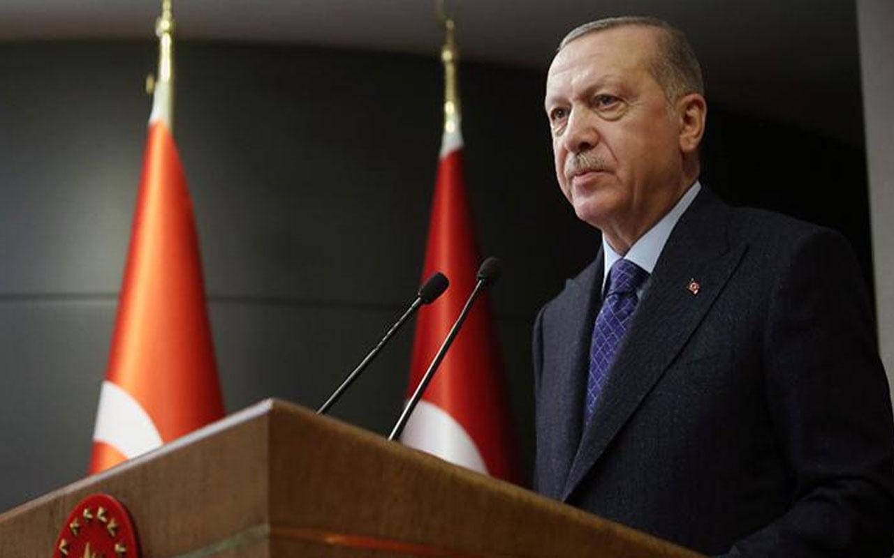 Cumhurbaşkanı Erdoğan'dan Van şehitlerinin ailelerine başsağlığı mesajı
