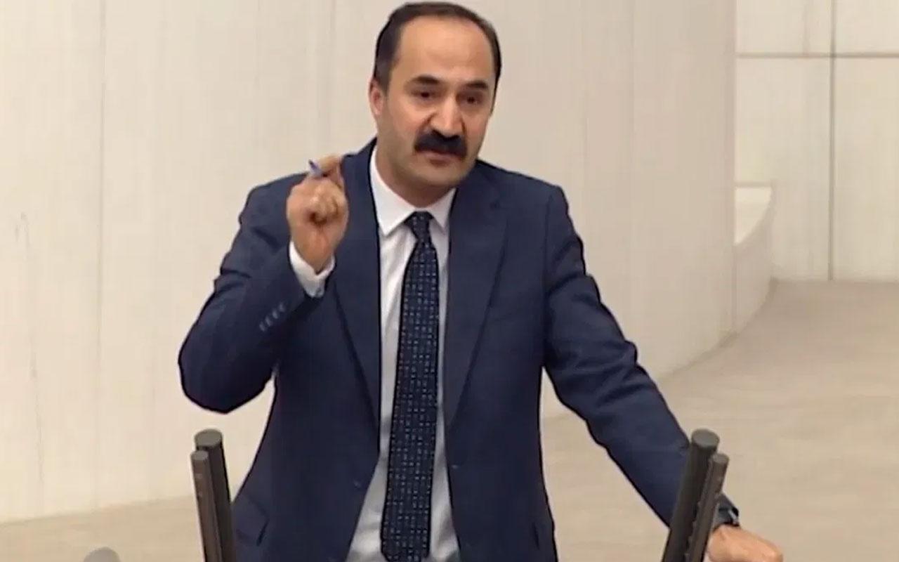 HDP eşini tekme tokat döven Muş Milletvekili Mensur Işık'ın biletini kesti