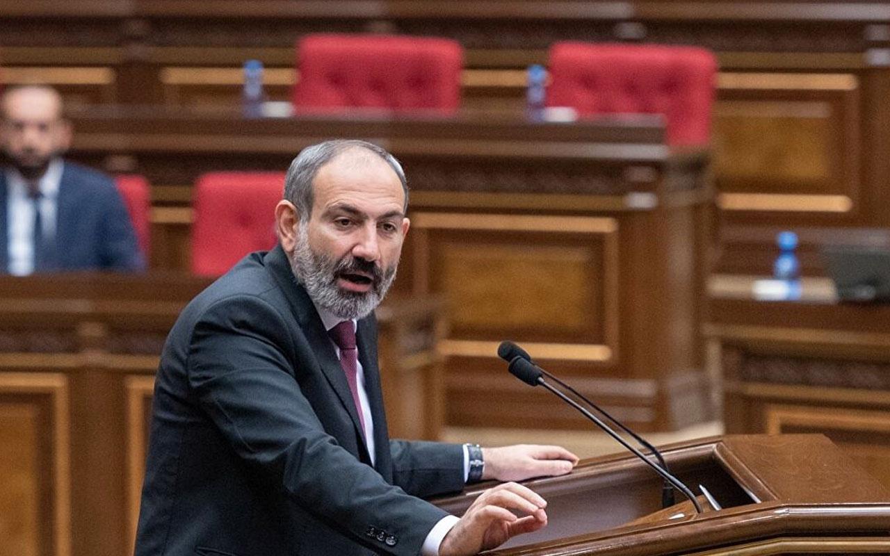 Ermenistan geri vites yaptı! Paşinyan'dan çağrı