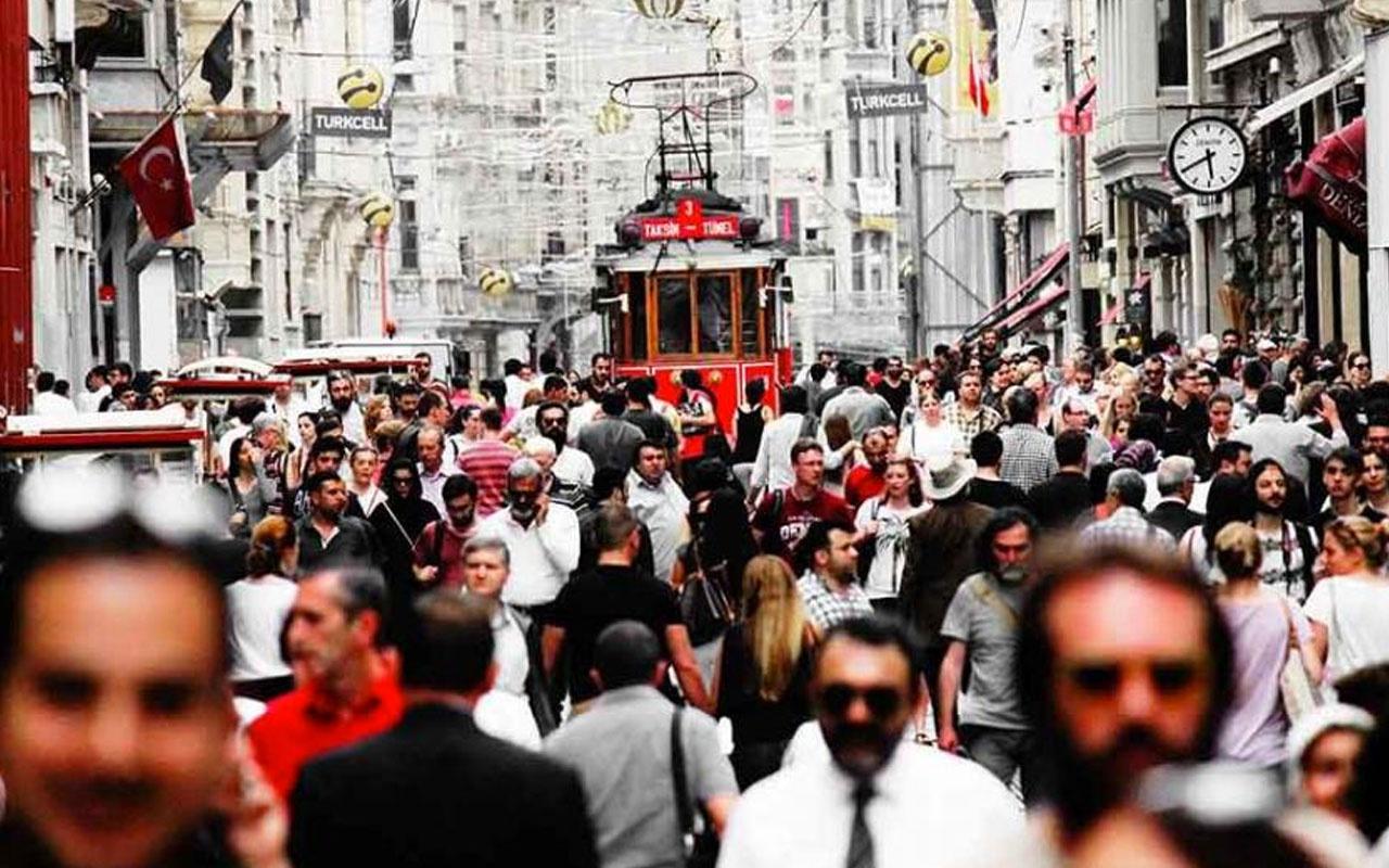TÜİK Türkiye'nin göç karnesini açıkladı! 1 yılda çarpıcı artış