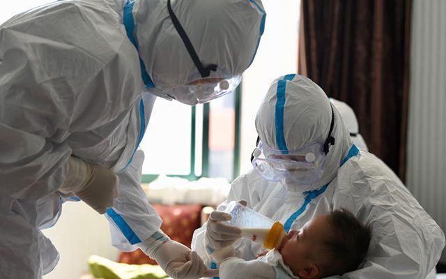 ABD'de 85 bebekte koronavirüs tespit edildi
