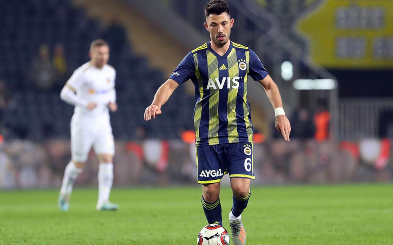 Fenerbahçe'den ayrılıyor! Tolgay Arslan Bundesliga'ya dönüyor