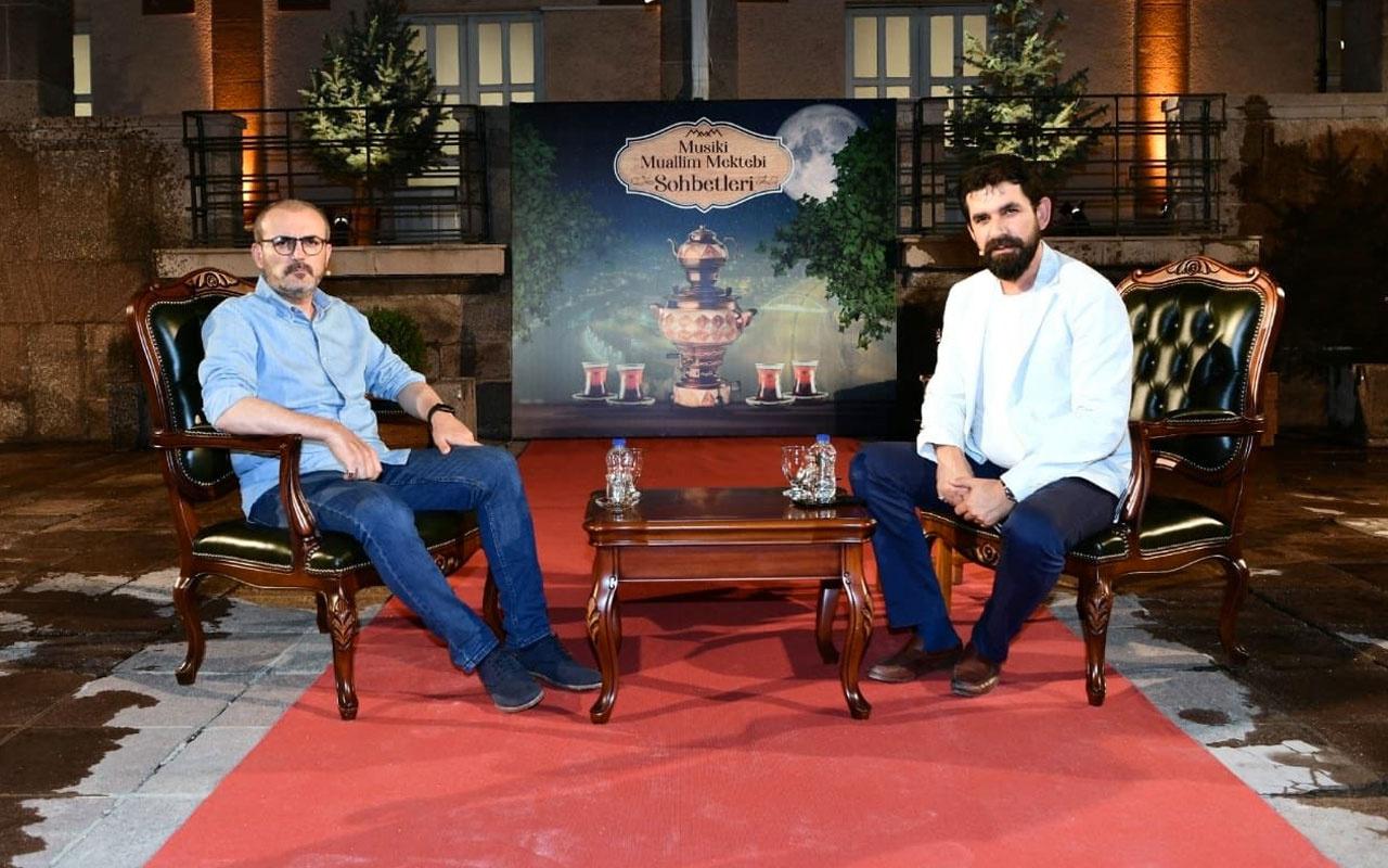 AK Partili Mahir Ünal: Ayasofya Türk'ün kızıl elmalarından birisidir