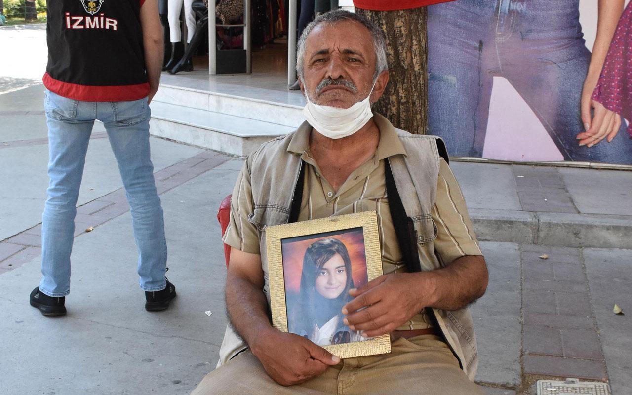 PKK'nın dağa kaçırdığı kızı için HDP'liler hakkında suç duyurusunda bulundu