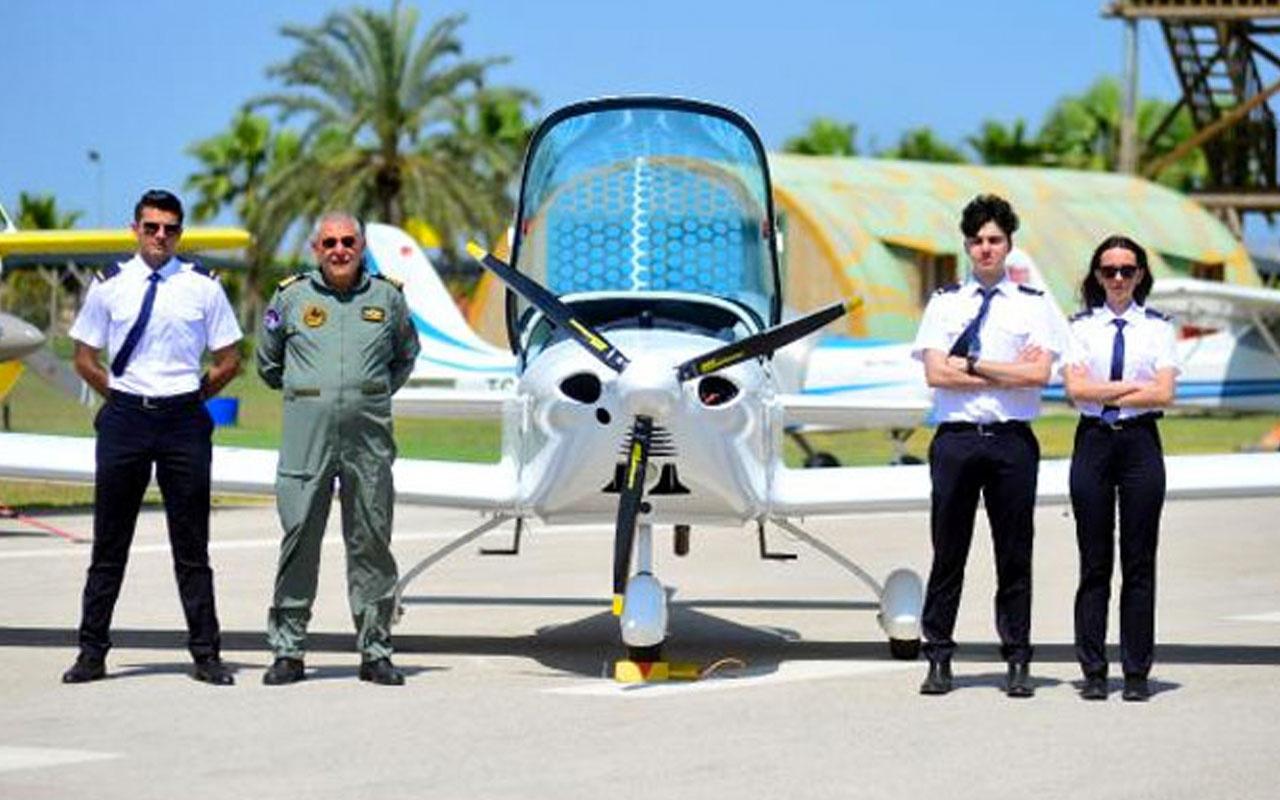 Pilotların maaşları 26 bin liradan başlayınca ilgi arttı