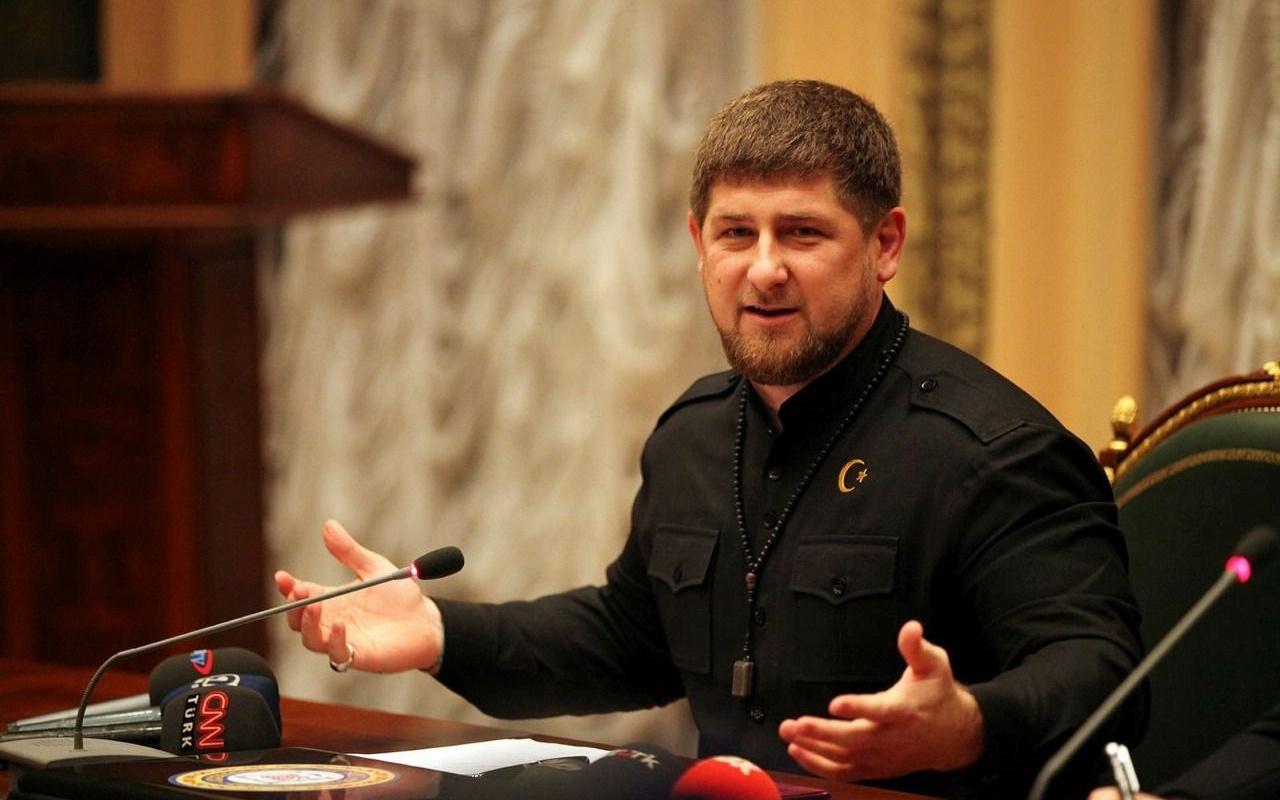 ABD Kadirov'u kara listeye aldı! Kızı ve eşi de listeye dahil