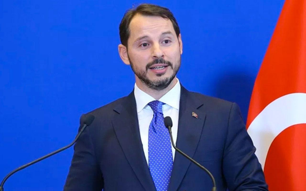 Bakan Albayrak: Hedefimiz sağlam bir Türkiye ekonomisi oluşturmak