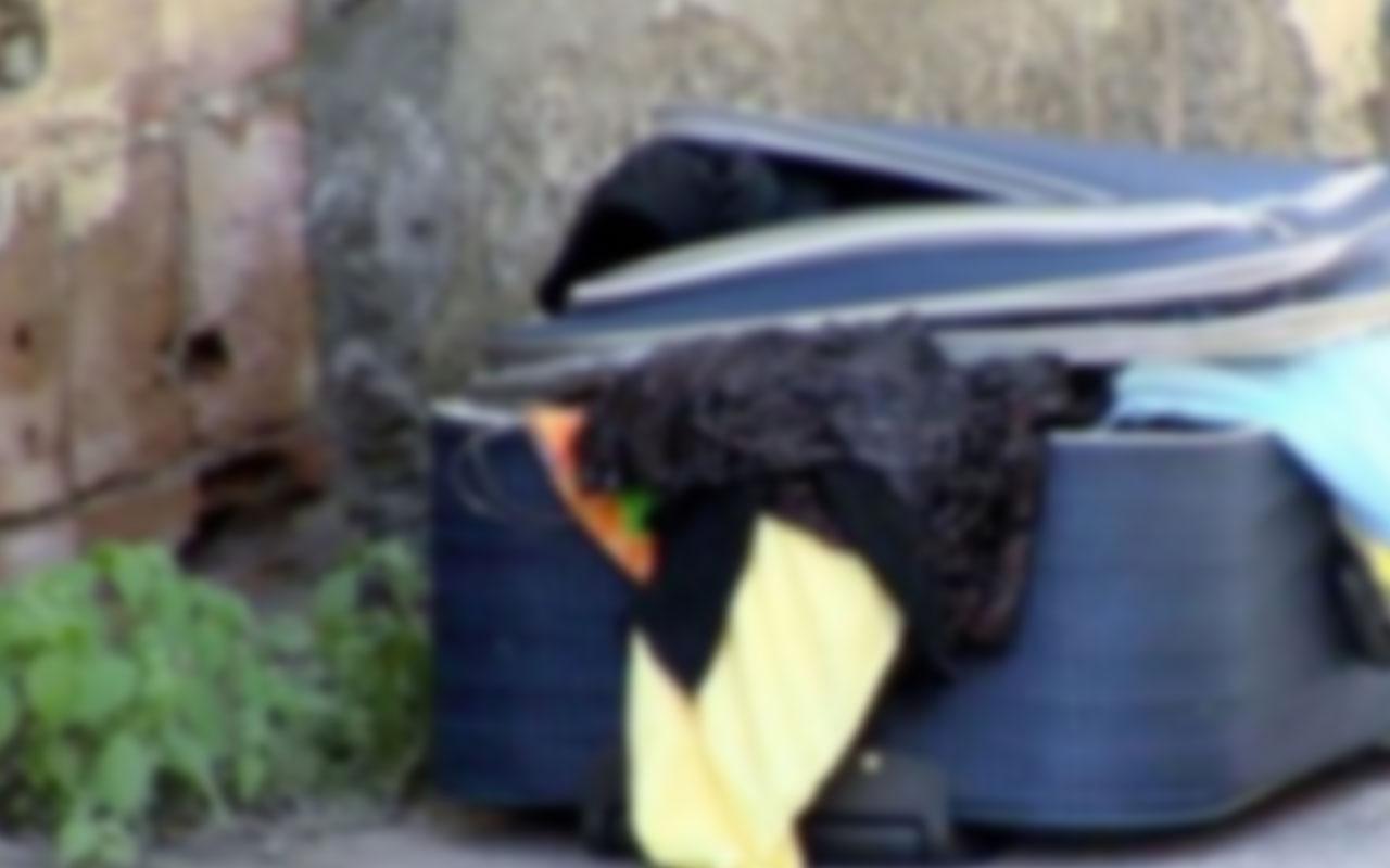 Boğarak öldürdü bavula koydu! Savunması şoke etti