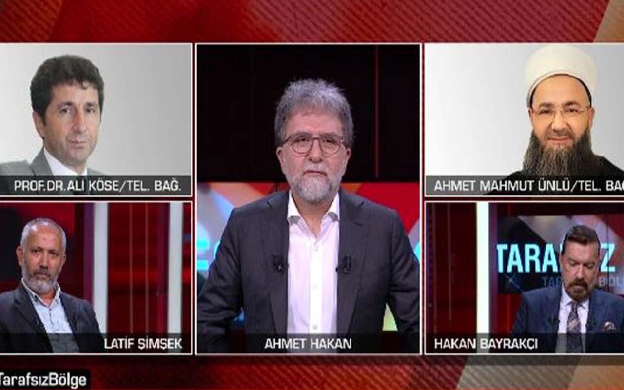 'Bir FETÖ gitti bin FETÖ geldi' iddiası! Ali Köse-Cübbeli Ahmet Hoca canlı yayında konuştu