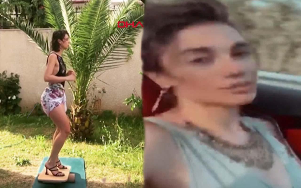 Pınar Gültekin'in son görüntüsü çıktı! Evli eski sevgilisi öldürmüş