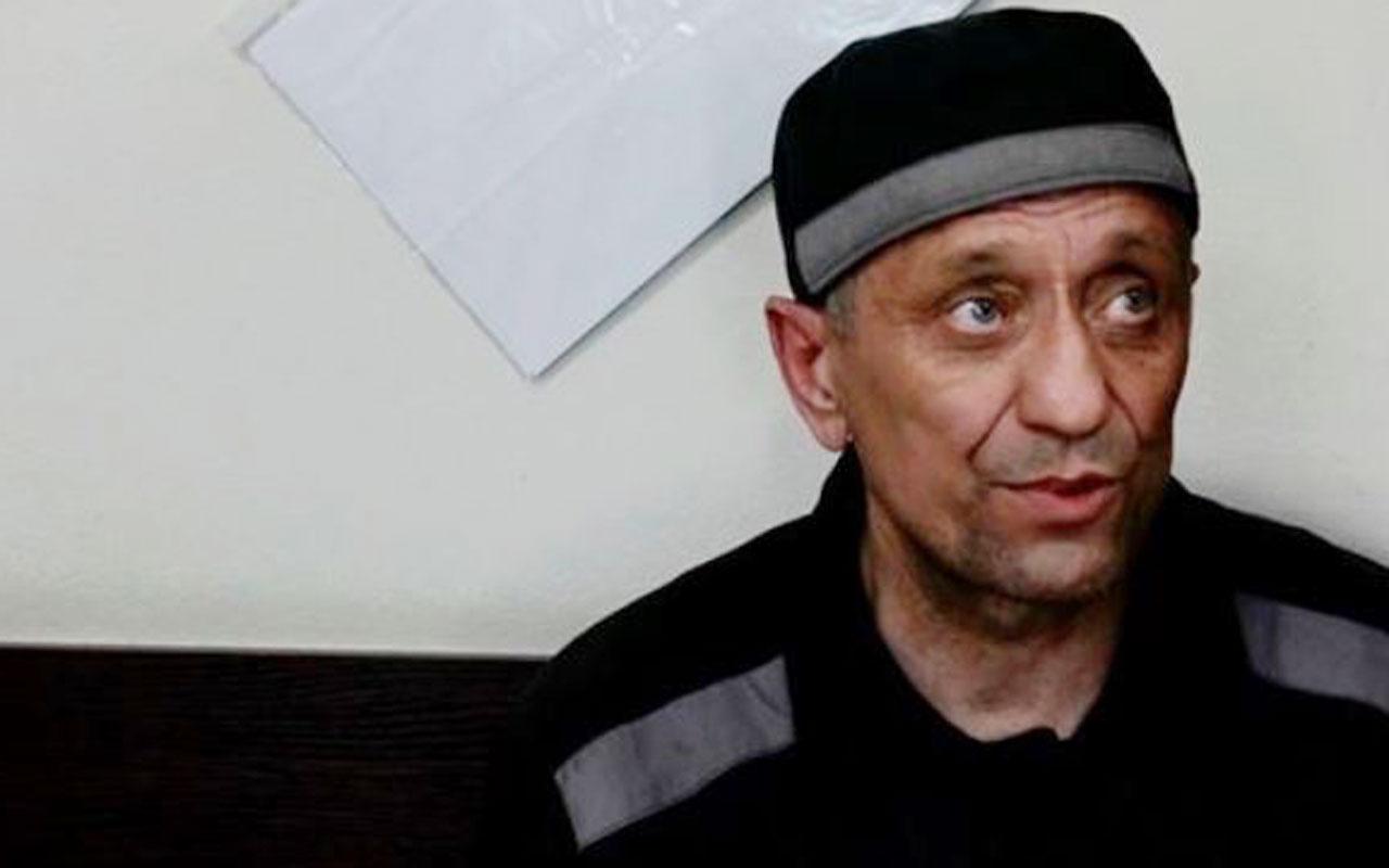 Rusya'da kurt adam lakaplı seri katilden '83 kadın öldürdüm' itirafı