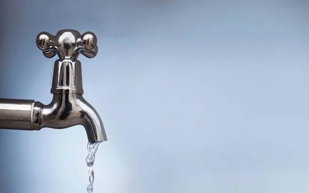Ümraniye'de 15 saat su kesintisi yaşanacak!