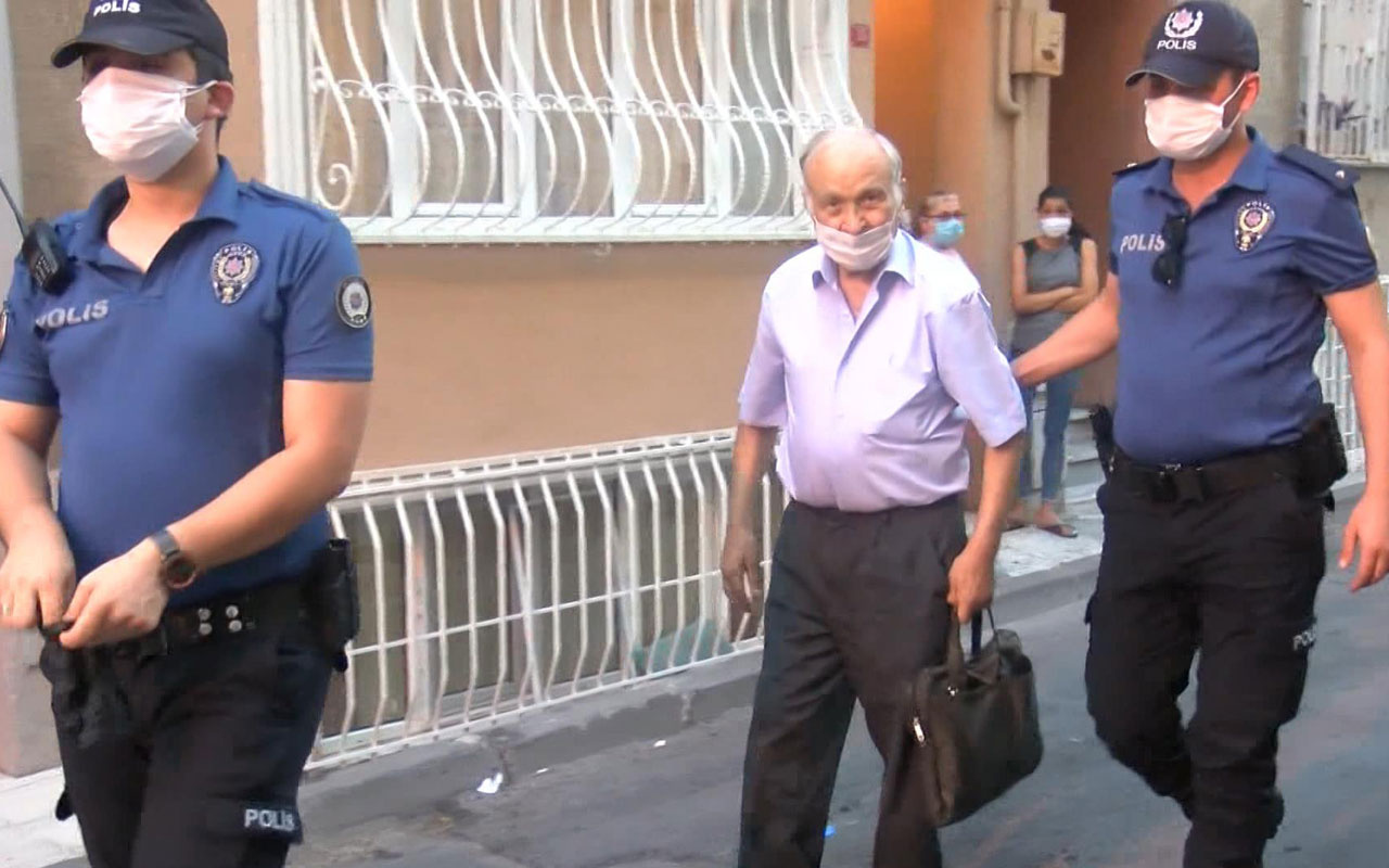 Beyoğlu'nda kardeşinin cesediyle 15 gün aynı evde yaşadı