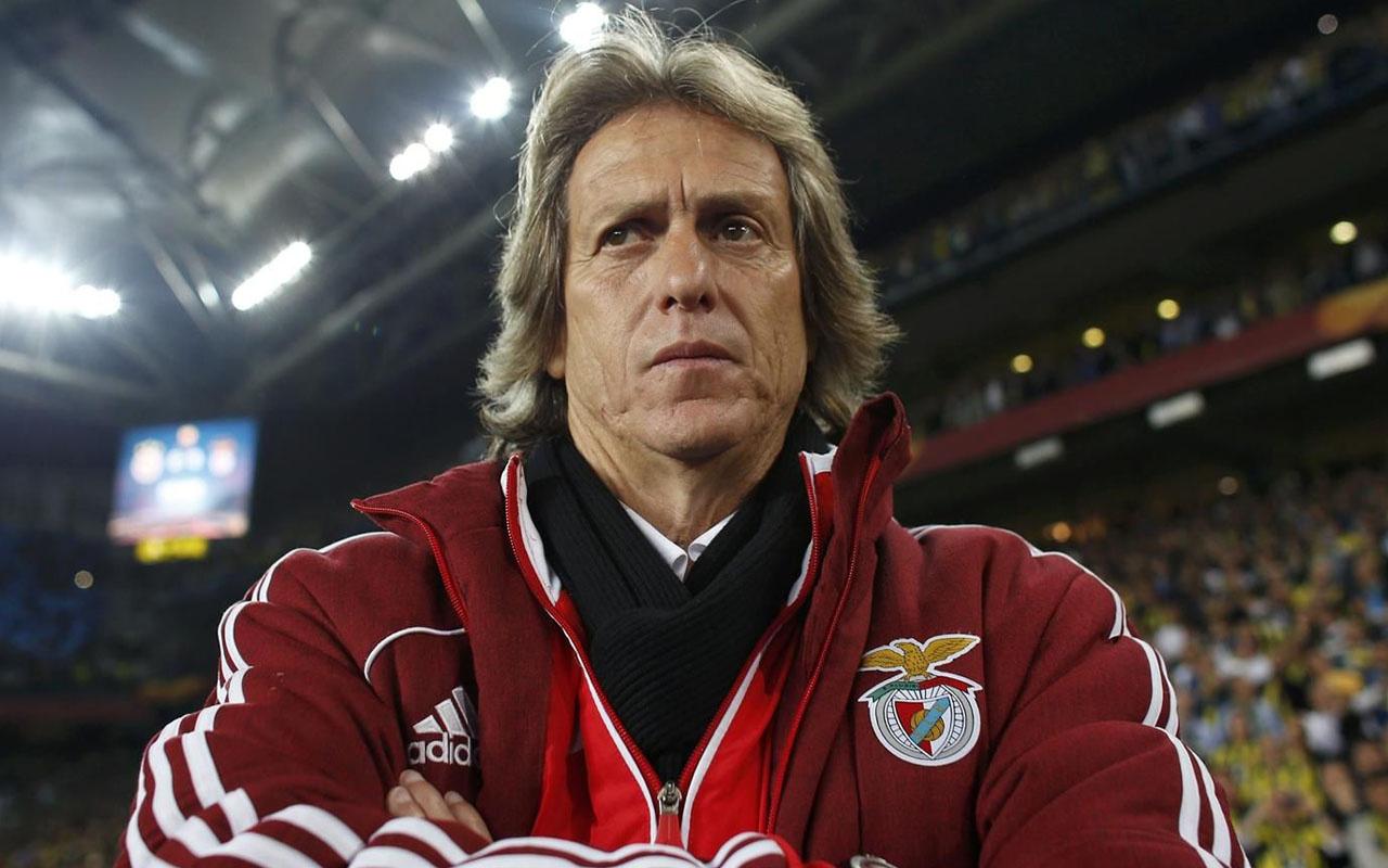 Benfica'da Jorge Jesus dönemi yeniden başlıyor