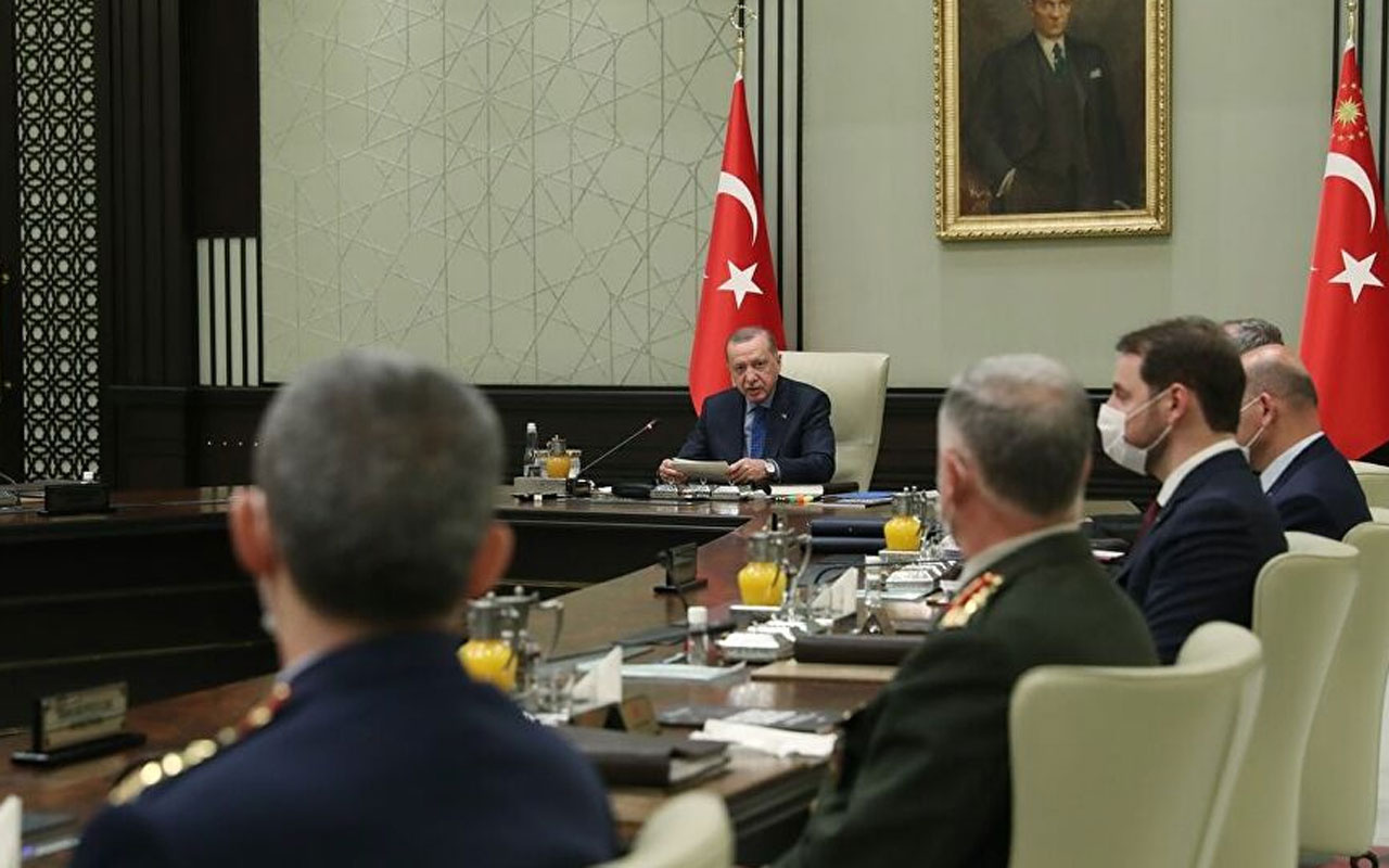 MGK, Erdoğan başkanlığında toplanıyor! Gündemde kritik konu başlıkları var