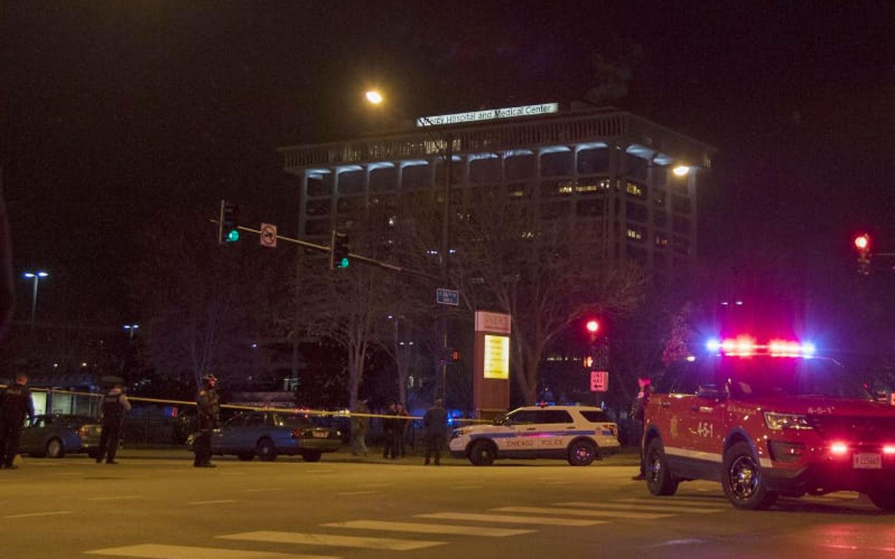 ABD'nin Chicago kentinde silahlı saldırıda 14 kişi yaralandı