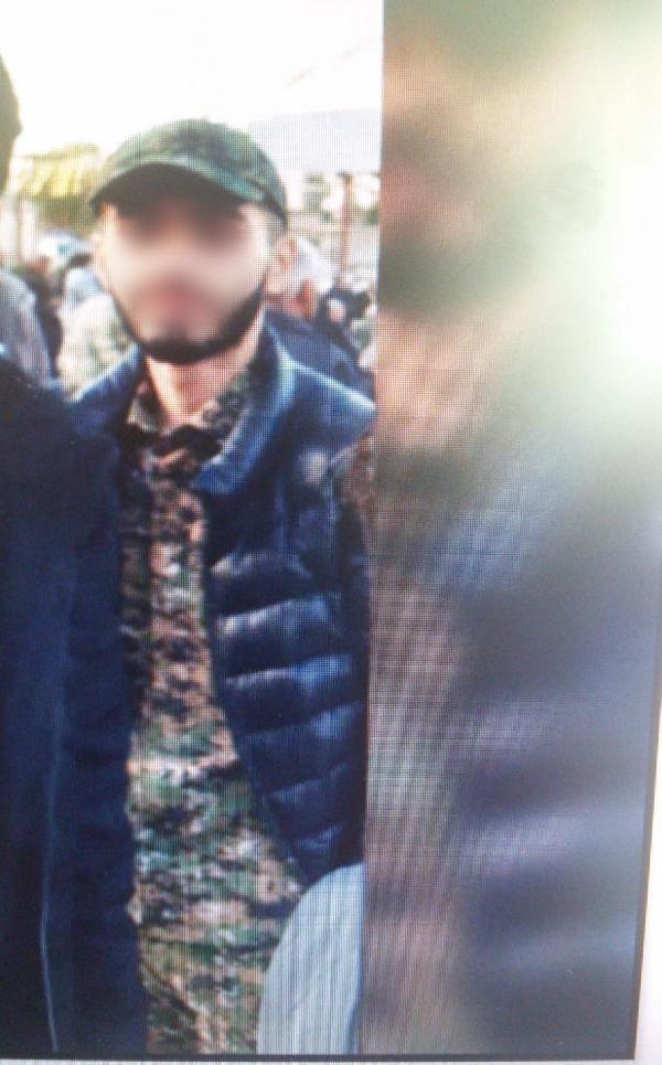 Türkiye'ye kaçak giren terörist, Ankara'da yakalandı