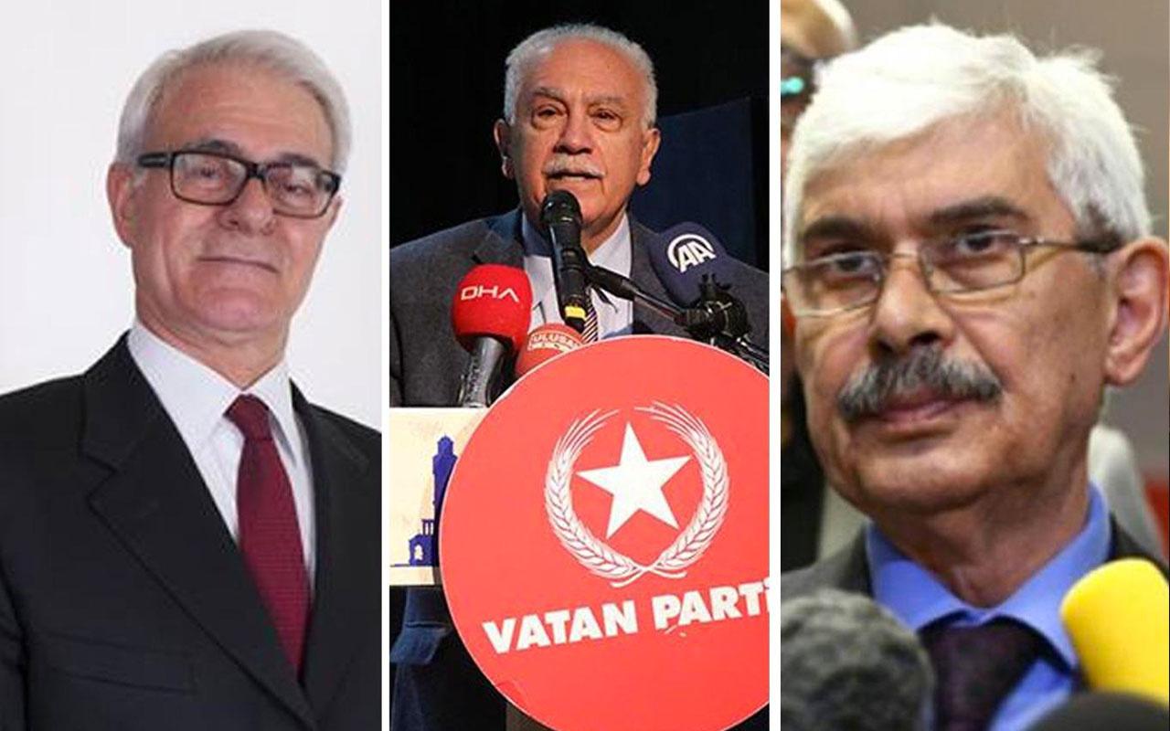 Vatan Partisi'nin iki genel başkan yardımcısı FETÖ davalarında avukatlık yapıyor
