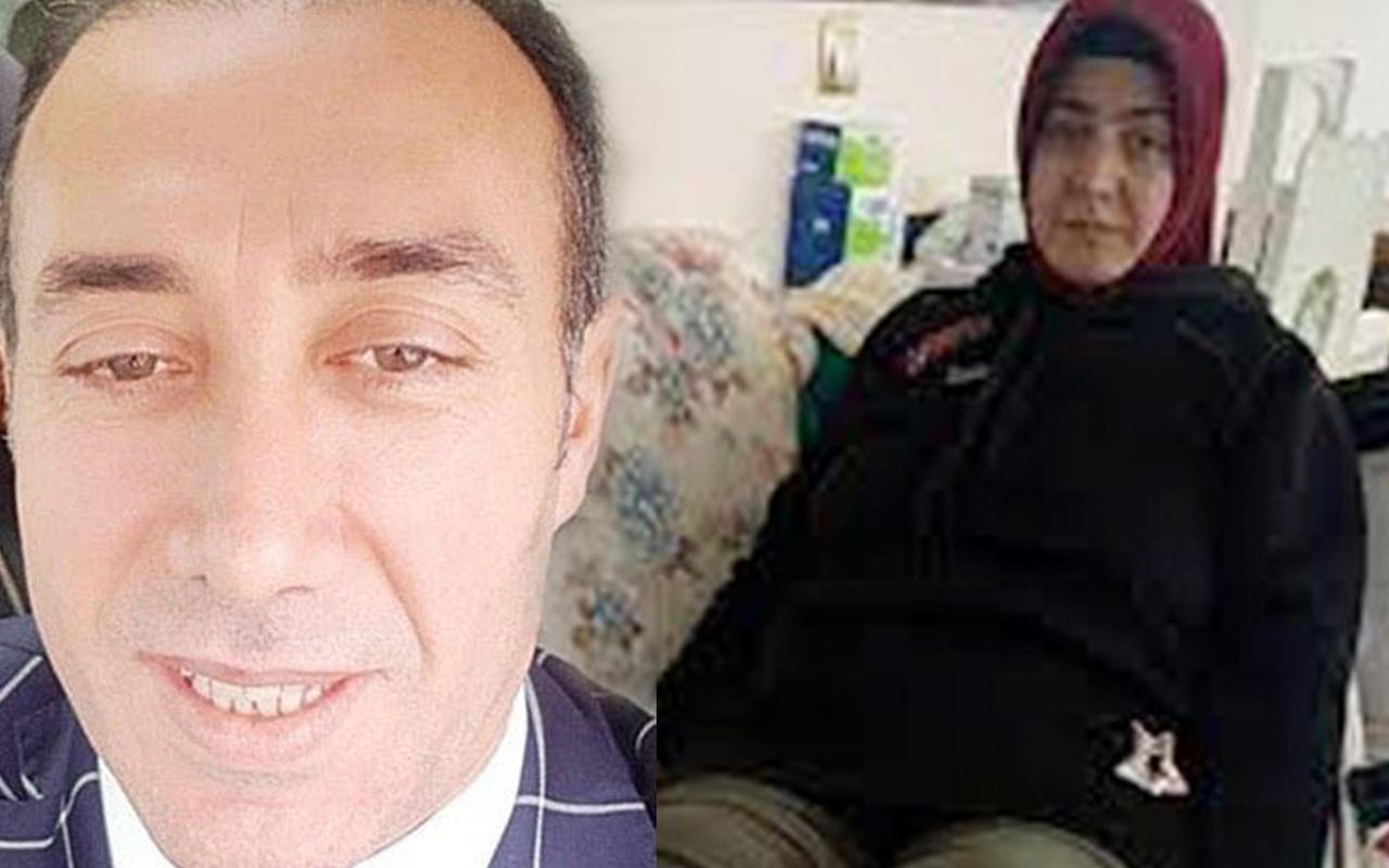 İstanbul'da kanıyla katilinin ismini yazmıştı! Kocası için istenen ceza belli oldu