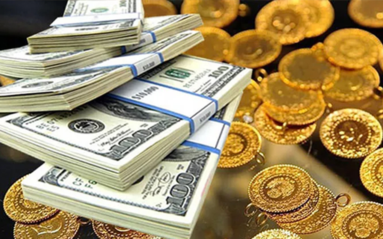 Dolar ve altın çok sert yükseliyor! Tarihi zirvesine yaklaşan dolarla ilgili bomba tahmin