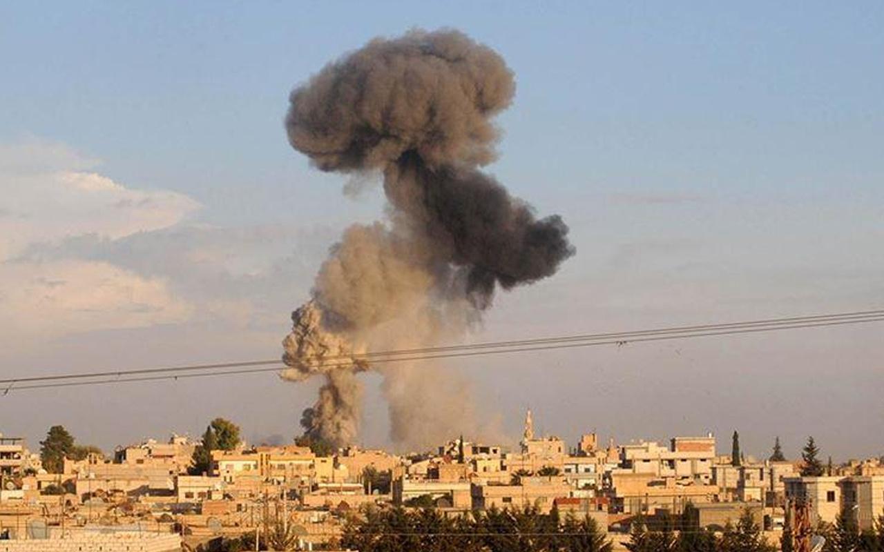 Suriye Resulayn'da terör örgütü YPG/PKK bombalı araç patlattı: 1 ölü, 14 yaralı