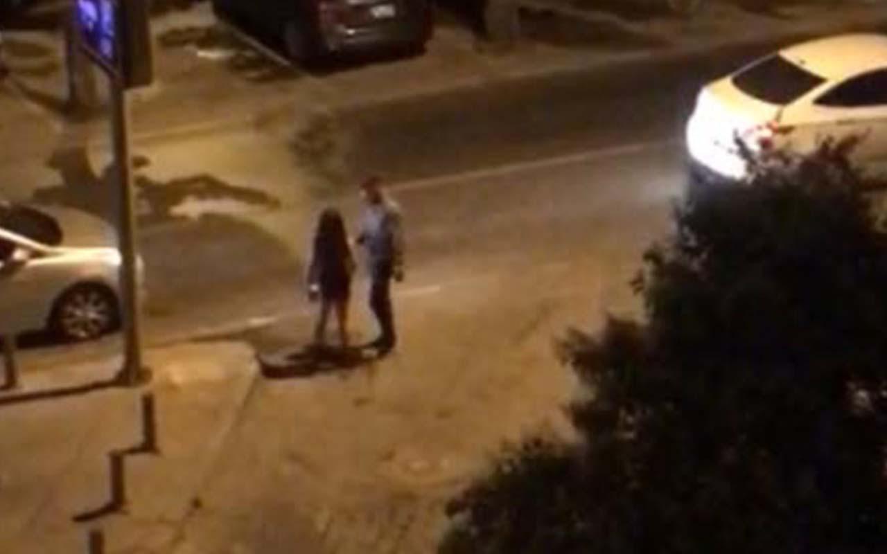 İzmir'in göbeğinde fuhuşa tepki