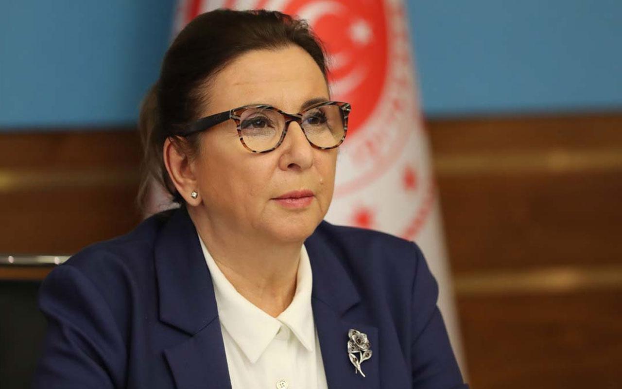Ticaret Bakanı Pekcan: 15 yılda, kadınların iş gücüne katılımı yüzde 23'ten 34'e çıktı