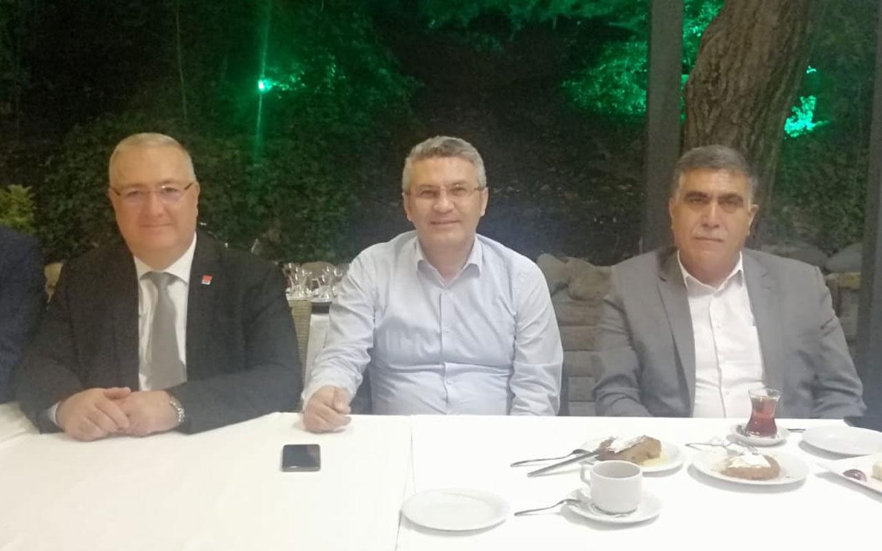 CHP'li il başkanları kurultay öncesi bir araya geldi