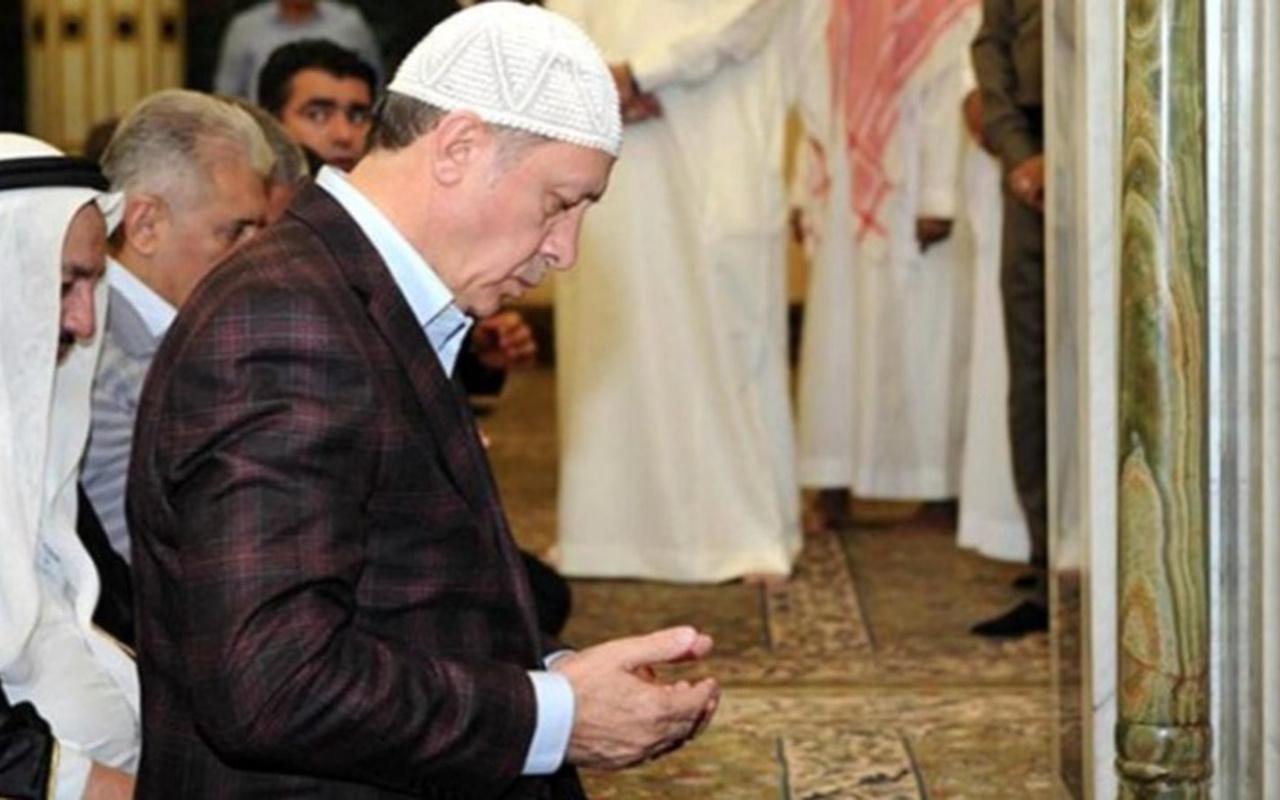 Ayasofya'daki ilk namazda Erdoğan'ın yanında saf tutacak isim belli oldu