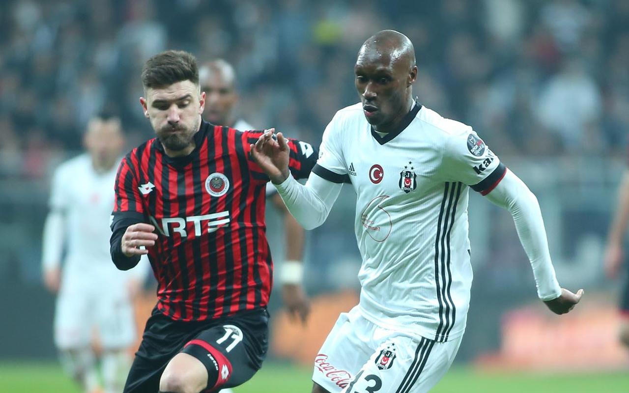 Beşiktaş Gençlerbirliği'ne üçüncülük şansı için konuk oluyor