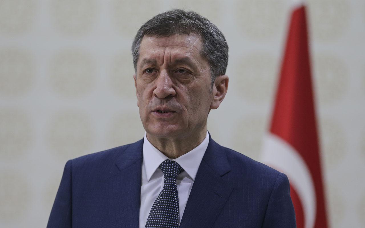 Milli Eğitim Bakanı Ziya Selçuk duyurdu: 3 gün okulda 3 gün uzaktan