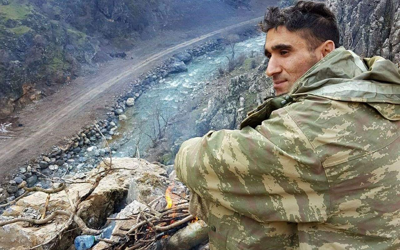 Konya'ya ateş düştü! Uzman Çavuş Ali Konukcu şehit oldu