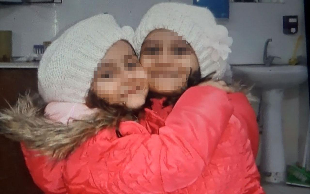 Çanakkale'de iğrenç olay 9 yaşındaki ikiz kız kardeşler her şeyi halalarına anlattı
