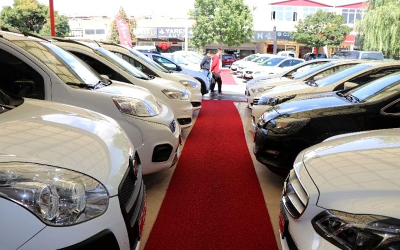 İkinci el araç fiyatlarında yüzde 15 gibi bir artış daha bekleniyor