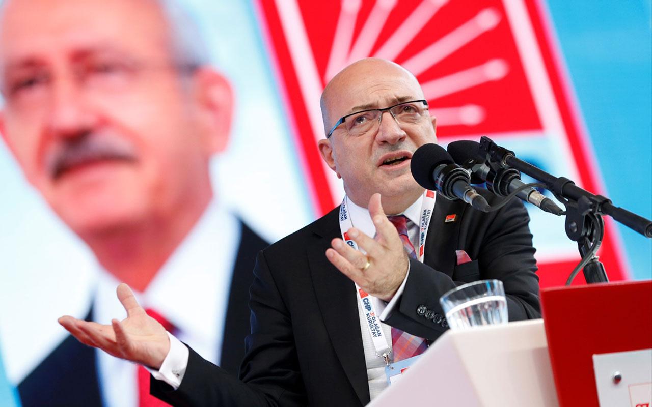 İlhan Cihaner'den CHP yönetimine çok sert sözler delegelere tehdit iddiası