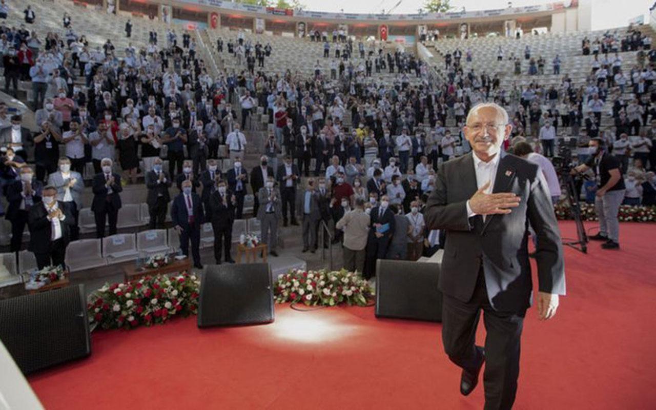 CHP'de bir ilk! Başörtülü bir isim Parti Meclisi adayı! Kılıçdaroğlu'nun 80 kişilik listesi belli oldu