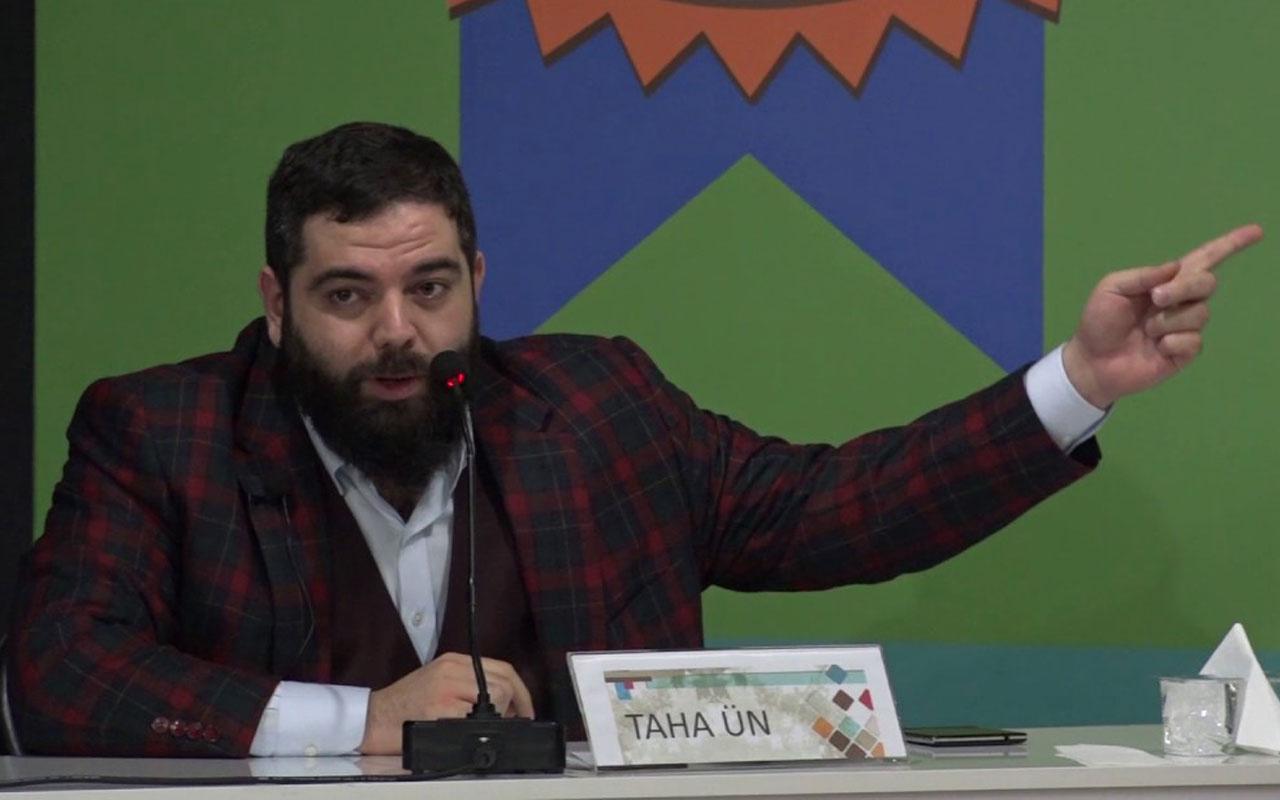 Gelecek Partili 'Sağlam İrade' isimli sosyal medya fenomeni Taha Ün gözaltına alındı!